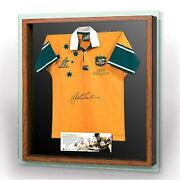 Signed Rugby Jersey