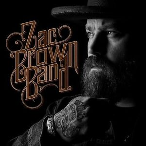 2 Zac Brown Band Tickets