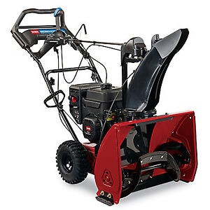 TORO 824 QXE SNOWMASTER PERSONAL PACE