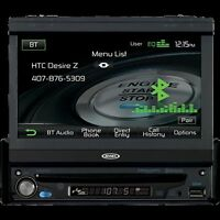 "Jensen 7"" single din in dash multimedia system VM9216BT Screen"