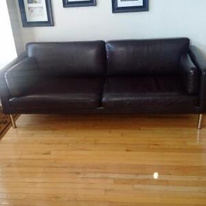 Ikea Couch Leather Buy or Sell a Couch or Futon in Toronto GTA
