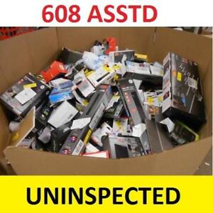 608 ASSTD CONSUMER ELECTRONICS - 134007829 - LOT MANIFEST UNINSPECTED