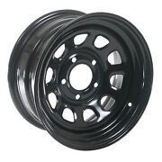 Black Steel Wheels