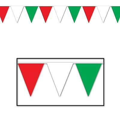RWG Indoor/Outdoor Pennant Banner - Outdoor Pennant Banner
