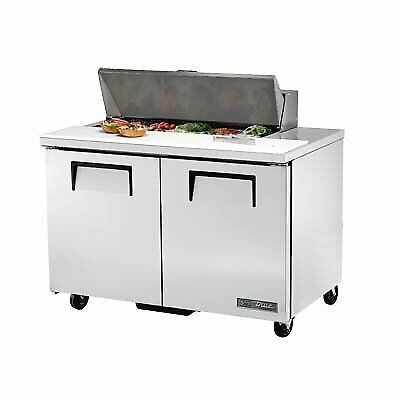 True Tssu-48-10-hc 48 Sandwich Salad Unit Refrigerated Counter