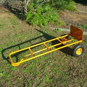 250kg P Handle Trolley Industrial Heavy Duty Up Right Truck Cart— Revesby Bankstown Area Preview