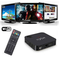 MX3 ANDROID BOXES 2 GIGS OF RAM