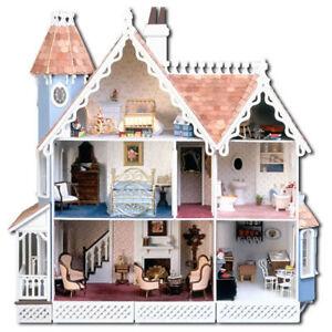 Dollhouse Miniatures Diy Ebay
