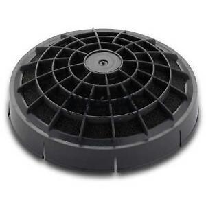 "Hepa Dome Intake Motor Filter Fits All 5.7"" Motors"