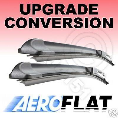 Lexus IS200 & IS300 new aero flat wiper blades 22