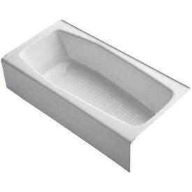 KOHLER CAST IRON BATH
