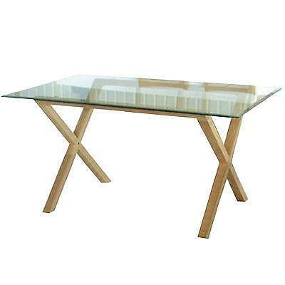 glass dining table top ebay images