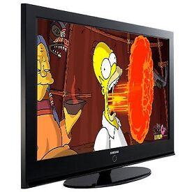 50 INCH SAMSUNG TV EXCELLENT CONDITION