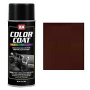Burgundy Car Paint