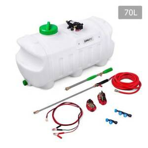 70L 80 PSI ATV Weed Sprayer W/ 3 Nozzles Garden Water Pump Tank Sydney City Inner Sydney Preview