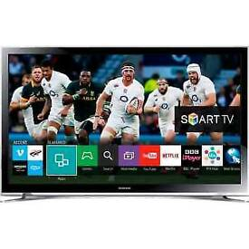 "Samsung 22"" Smart wifi tv LED 1080p HD freeview"
