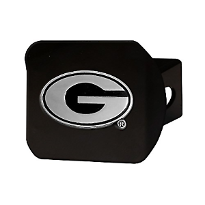 Black Blackhitch Cover FANMATS NCAA Iowa State Cyclones Hitch Cover One Sized Team Colors