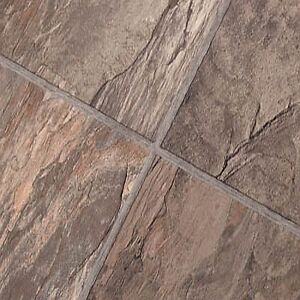 8mm AC4 Tile Laminate Wood Floor: VULCANO GRIS $1.49sf
