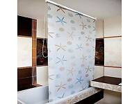 Shower roller blind