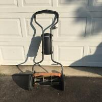 Fiskars' Stay Sharp Reel Mower