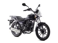 New Lexmoto ZSB 125cc - Learner Legal - 2 Years Parts Warranty!!