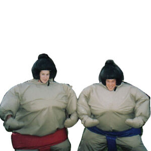 Rent Sumo Wrestling Suits for Halloween Party