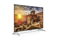 "Panasonic 55"" led 4k smart tv freeview full hd can deliver"