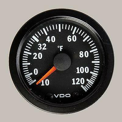 Outside Air Temp Gauge Ebay