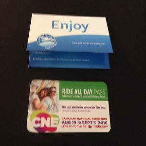 CNE Ride All Day Pass (Includes Admission)