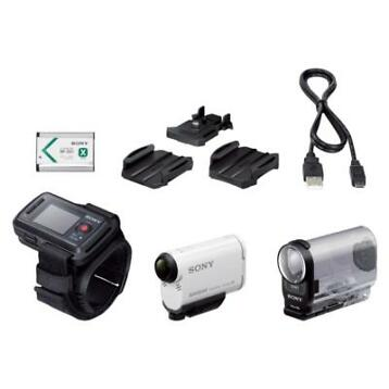 Sony HDR-AS200VR wit Remote kit
