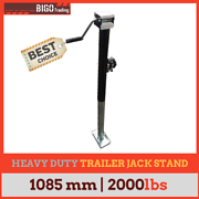 TRAILER JACK STAND 2000lbs 907kg Extra Long Leg 108cm extended Dandenong South Greater Dandenong Preview