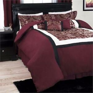 New, Lavish Home Candace 6 Piece Comforter Set *PickupOnly ( DI 19 )