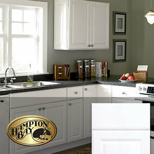 USED white kitchen cabinets in GOOD shape