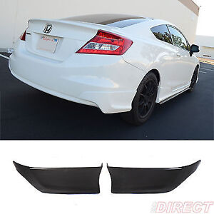 rear bumper skirt civic 2011-2012     80.$