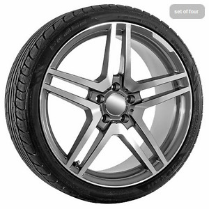 Winter Wheels/Snow Tires for Mercedes S class sedan/coupe 2016+