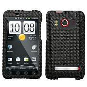 HTC EVO 4G Phone Case Bling