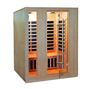 Valo 3 Person Infrared Home Sauna (3S) Liverpool Area Preview