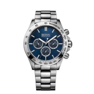 Hugo Boss Black Quartz Analog Blue Dial Men's Watch 1512963