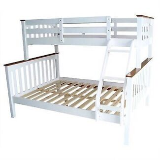 Kids Double/Single Bunk Bed