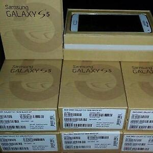 """Samsung S5&S5 NEO-New,Unlocked in Box w/Warranty""""5 STORES in GTA"""" CALL/TEXT 4167229406""""S6,S7,S7 Edge&Note5 Available too"""
