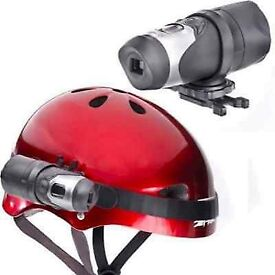 Helmet Camera Bike Camera Video Camera Go-Pro Type Action Cam Bargain
