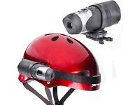 Helmet Camera Bike Camera Video Camera Go-Pro Type Action Cam Bargain