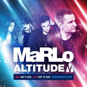 3 MARLO VIP TICKETS South Melbourne Port Phillip Preview