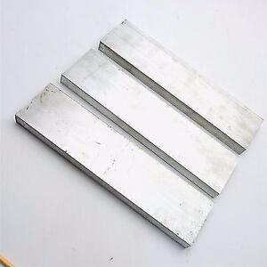 """Starrett Oil Hardening Flat Stock 18"""" X 3"""" X 1/2"""" Aisi Type O1 54155"""
