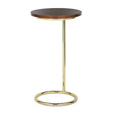 Ravina C Table Walnut - Lifestorey
