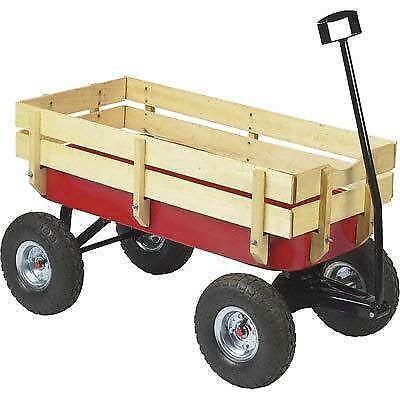 pull along cart outdoor toys activities ebay
