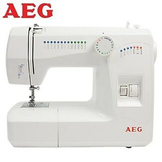 AEG NM220 Sewing Machine with 25 Presets
