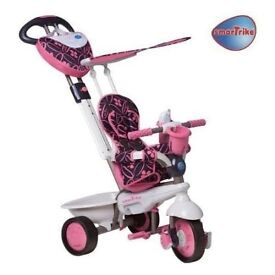 DreamPink Smart Trike