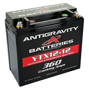 Batteries for ATV's & Side x Side's - Conventional, Gel, Lithium