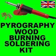 Woodburning Kit